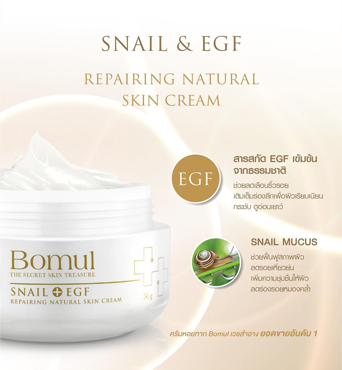 Snail-EGF