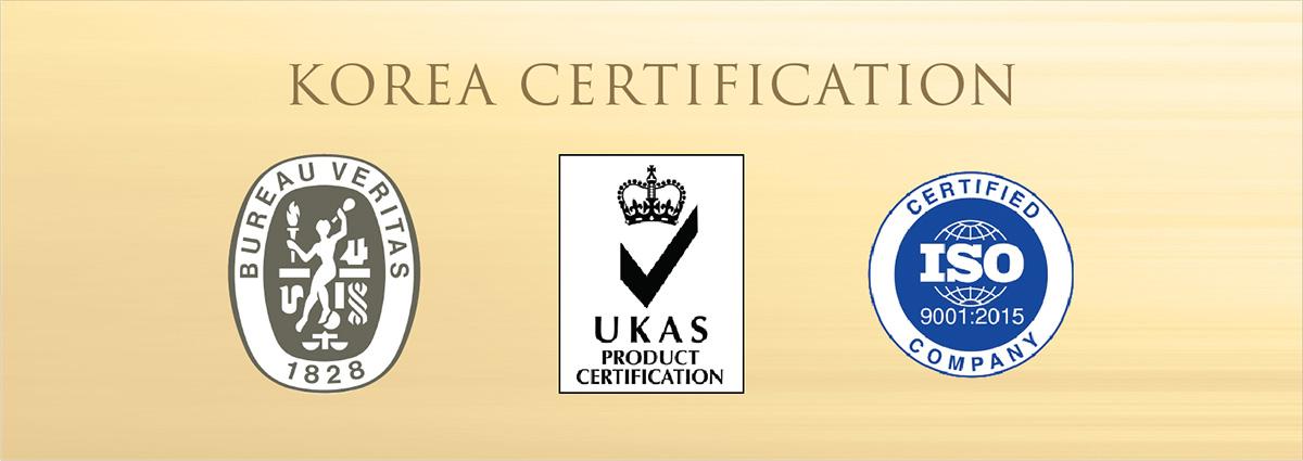 korea-certification
